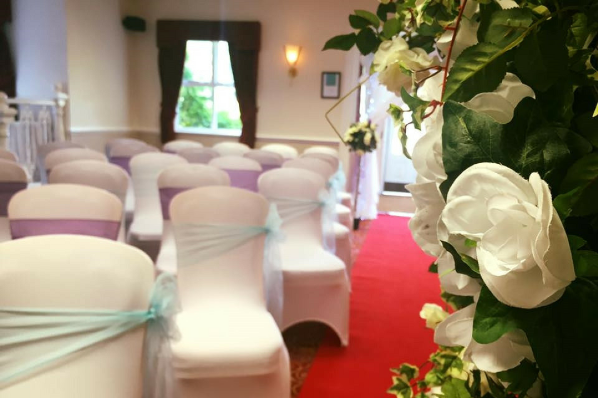 Holiday Inn Reading West Civil ceremonies